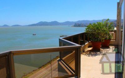 Locação anual de cobertura na Beira Mar Norte em Florianópolis