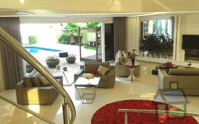 Venda de mansões em Jurerê, Florianópolis, SC