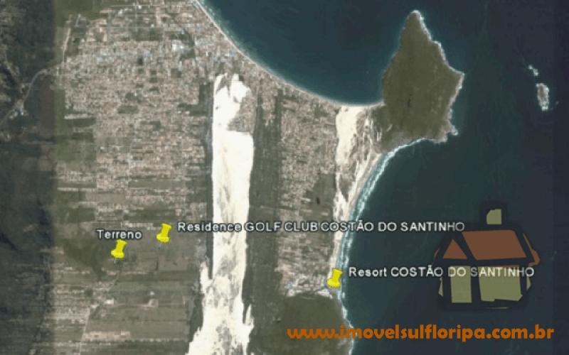 Venda de terrenos para implantação de prédios residenciais em Florianópolis, SC.COD505