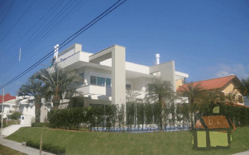 Casa em Jurerê Internacional em Florianópolis