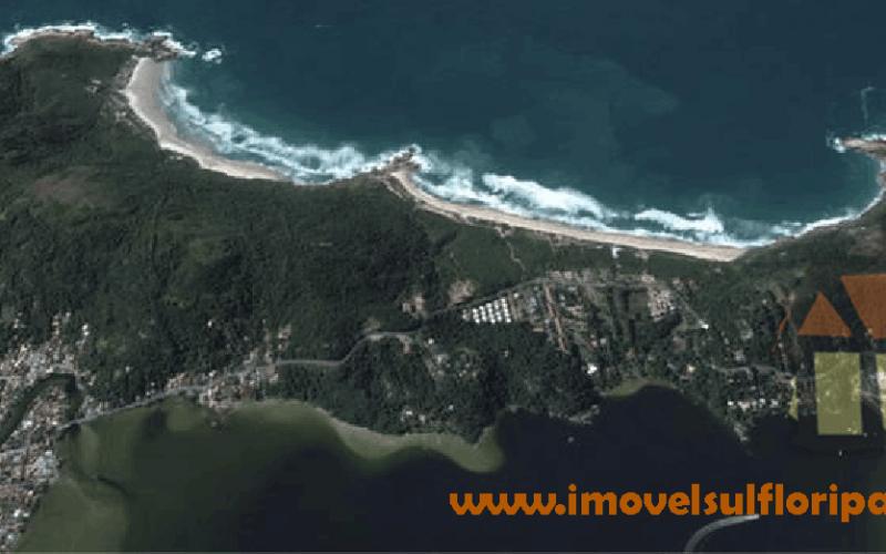 Venda de terrenos em frente ao mar para empreendimentos turísticos em Florianópolis