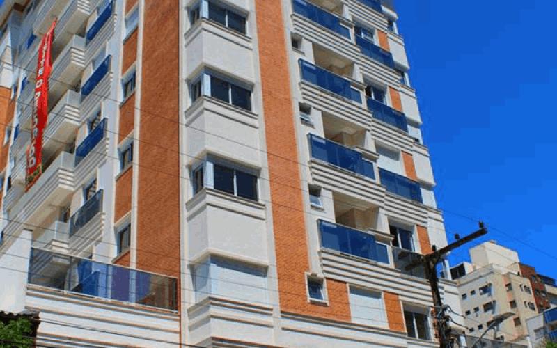 Apartamento novo para venda no Centro de Florianópolis