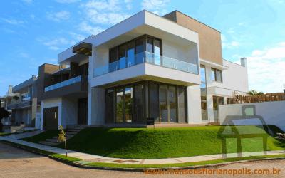 Venda de casas condomínio fechado em Jurerê Internacional