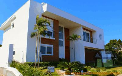 Casa de alto padrão para compra em Jurerê Internacional
