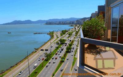 Vendo cobertura na Beira Mar Norte em Florianópolis