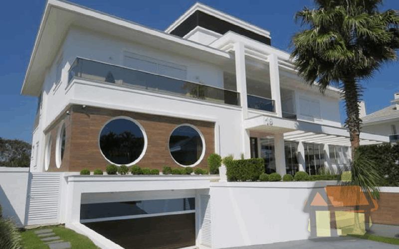Mansões em condomínio fechado em Jurerê Internacional para venda