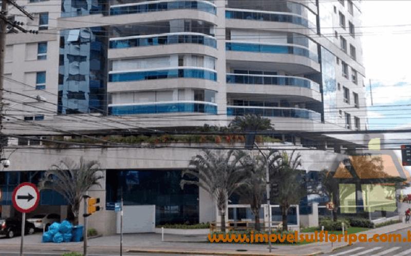 Venda de apartamentos de luxo na beira-mar norte em Florianópolis