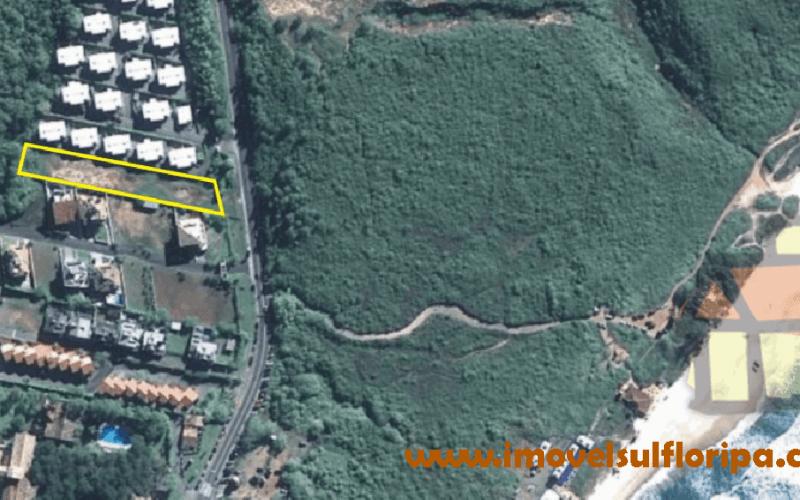 Terrenos à venda na Praia Mole em Florianópolis, SC.COD800