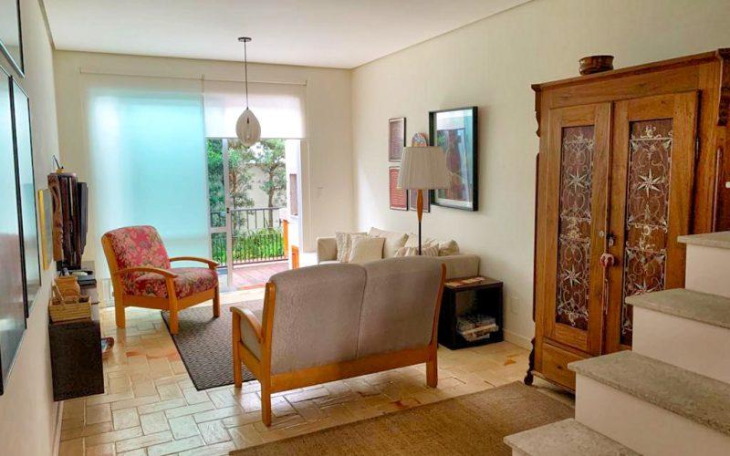 Lindo apartamento triplex na lagoa para venda
