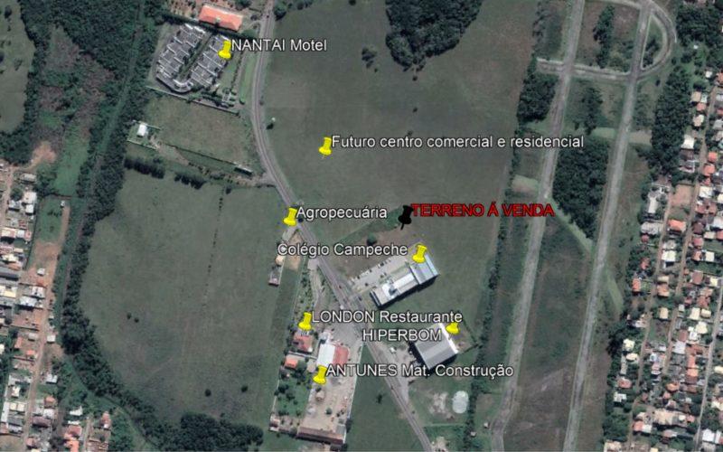 Venda de terrenos para comercio atacadista em florianopolis
