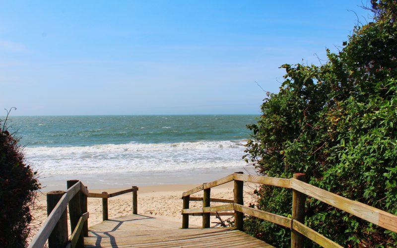 Terrenos em frente ao mar em jurere internacional