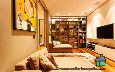 Venda de mansoes em condominio fechado em jurere internacional