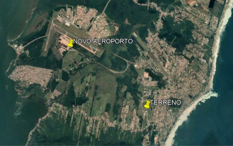 Venda de terrenos proximo aeroporto florianopolis