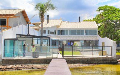 Vendo casa em frente a lagoa da conceicao