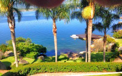 Vendo mansao pe na agua na lagoa em floripa